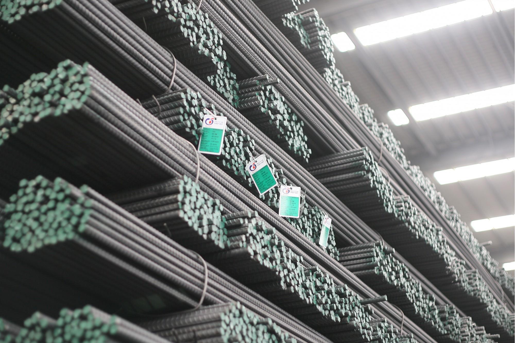 Thép Pomina (POM) báo lãi hơn 209 tỷ đồng quý 1/2018