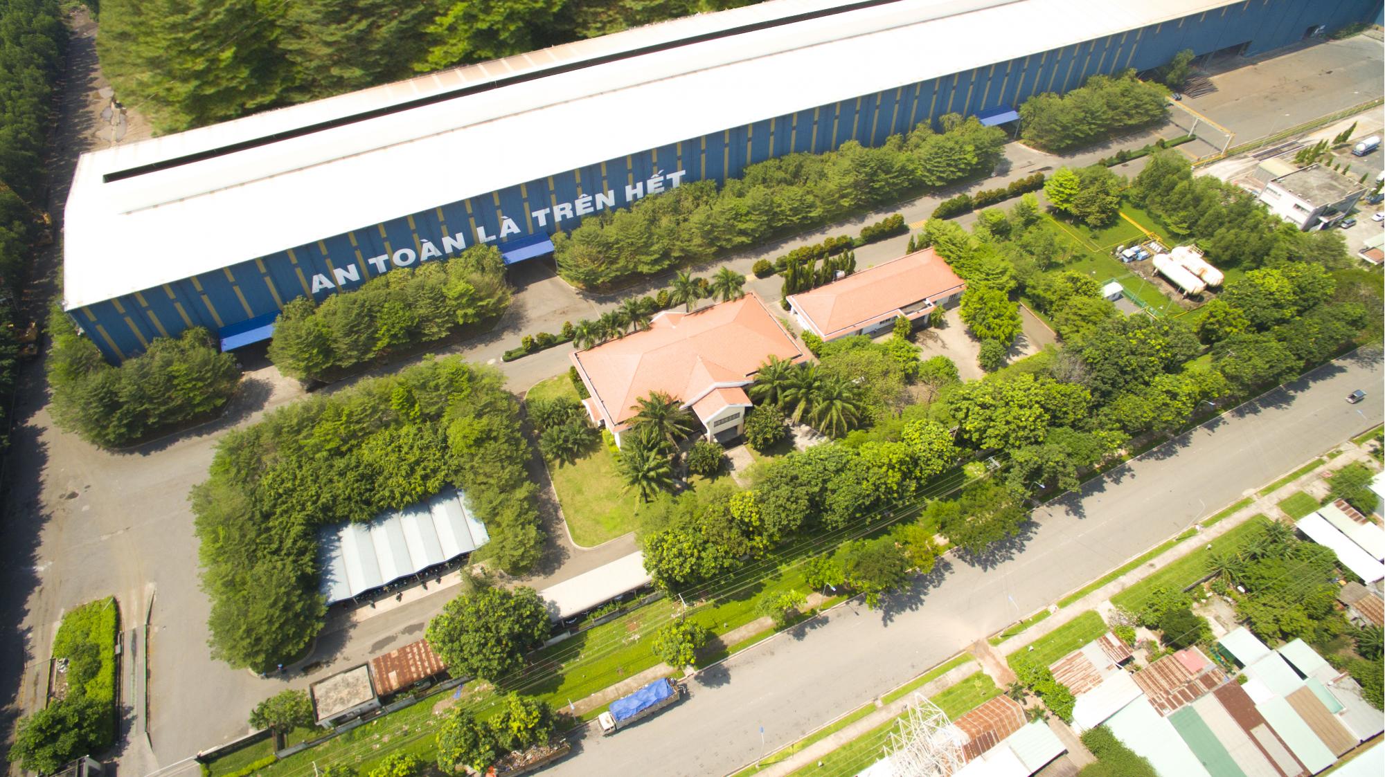 Pomina công bố xây dựng hai nhà máy mới